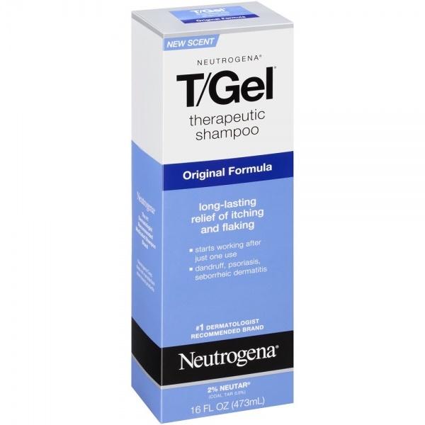 露德清 Neutrogena T/Gel Original Formula(0.5%) 洗髮精 16 fl oz(473 ml)