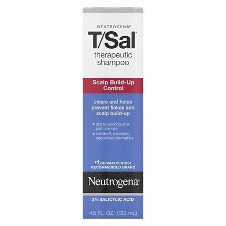 露得清 T/Sal 洗髮精 Maximum Strength (4.5 OZ, 133 ml)